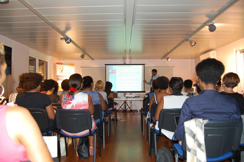 Conférence thématique sur la qualité de vie au travail à Martinique Développement