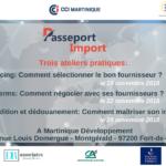 Passeport Import
