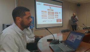 Martinique Développement représenté par M.. Laurent LAFONTAINE assure la coordination de la fabrique à entreprendre Martinique